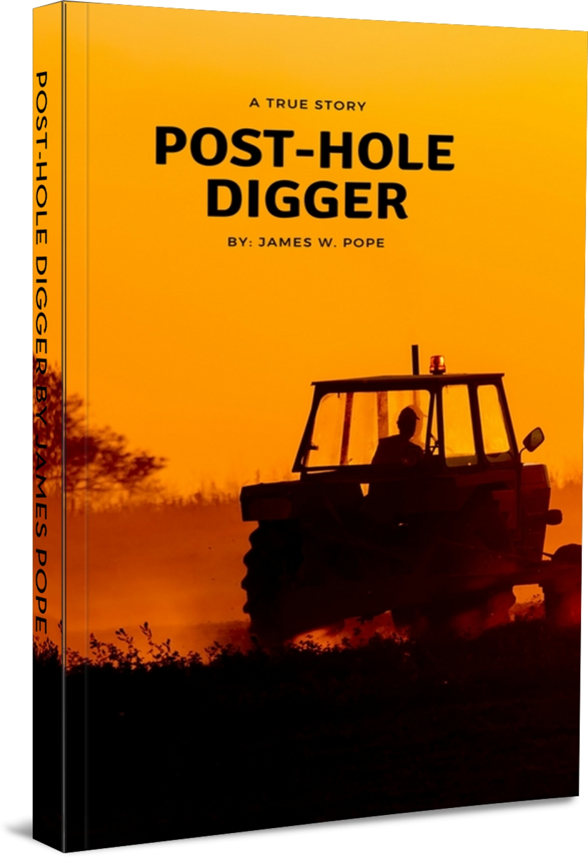 Post Hole Digger